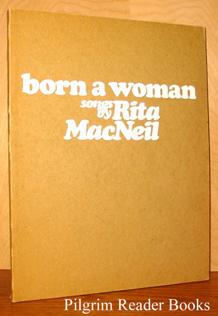 Image for Born a Woman; Songs by Rita MacNeil.