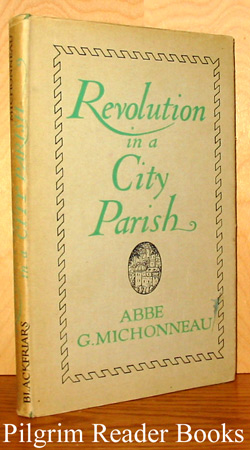 Image for Revolution in a City Parish.