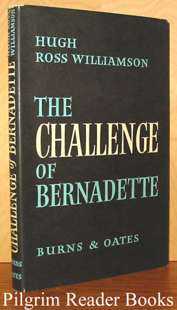 Image for The Challenge of Bernadette.