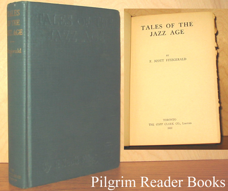 Image for Tales of the Jazz Age.