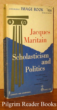 Image for Scholasticism and Politics.