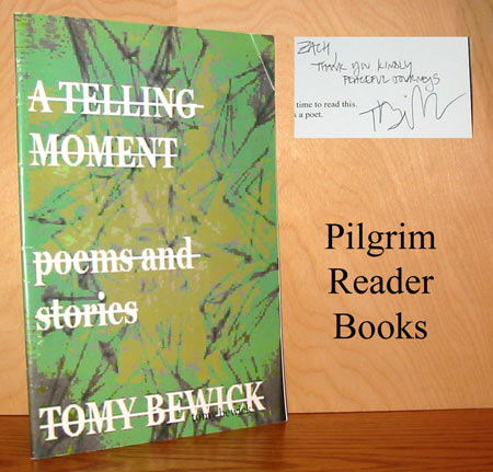 Image for A Telling Moment: Poems and Stories.