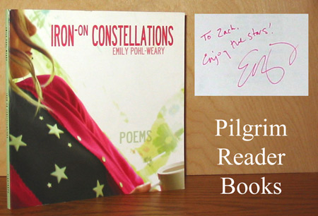 Image for Iron-On Constellations: Poems.