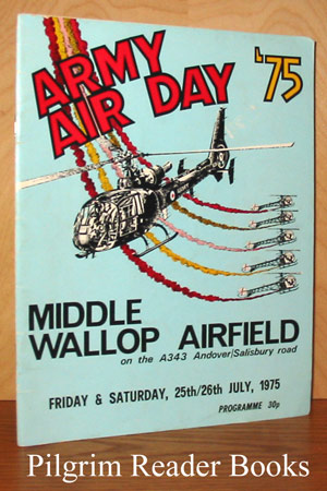 Image for Army Air Day '75, Army Air Corps Centre, Middle Wallop.
