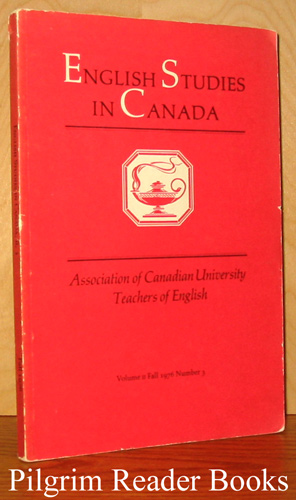 Image for English Studies in Canada. Volume II, Number 3. Fall 1976.