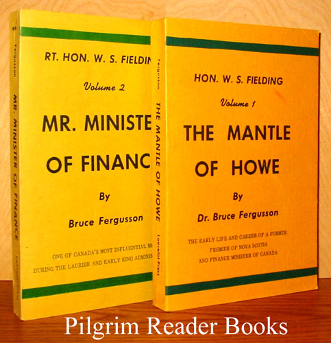 Image for The Mantle of Howe / Mr. Minister of Finance (2 volume set).