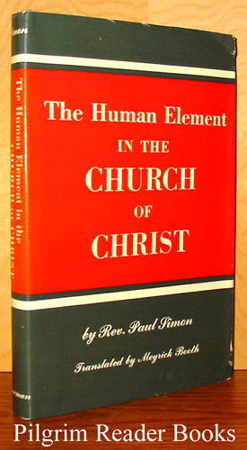 Image for The Human Element in the Church of Christ.
