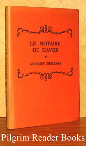 Image for Le Notaire du Havre.
