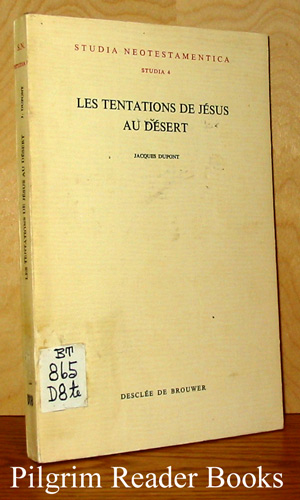 Image for Les Tentations de Jesus au Desert.