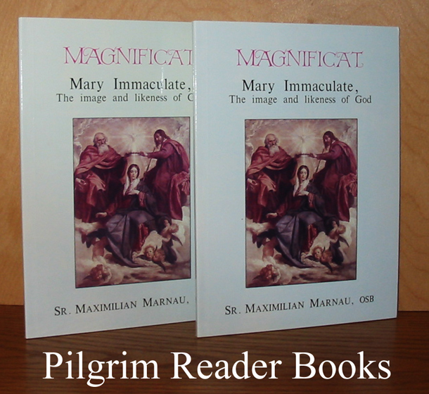 Image for Magnificat: Mary Immaculate. The Image and Likeness of God. (2 copies).
