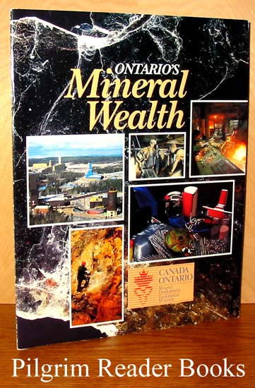 Image for Ontario's Mineral Wealth / Richesses minerales de l'Ontario.
