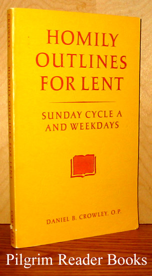 Image for Homily Outlines for Lent: Sunday Cycle A and Weekdays.