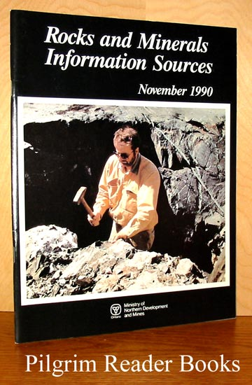 Image for Rocks and Minerals Information Sources, November 1990. Sources d'informatio n sur les roches et les mineraux, Novembre 1990.
