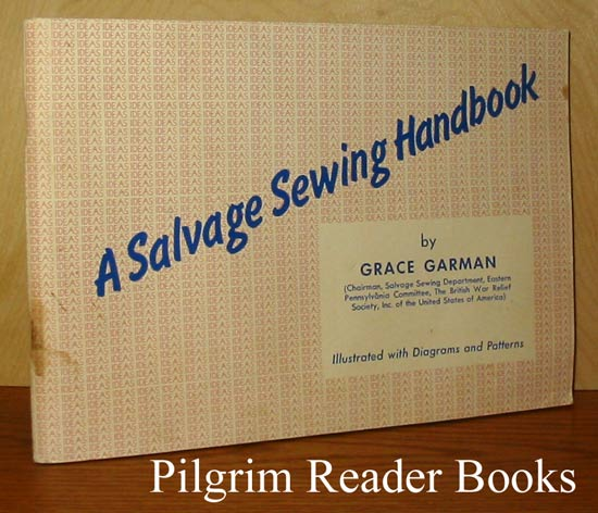 Image for A Salvage Sewing Handbook.