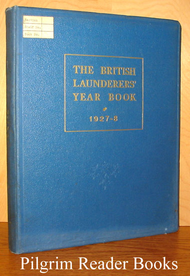Image for The British Launderers' Year Book for 1927-8.