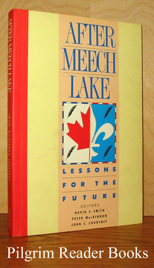 Image for After Meech Lake: Lessons for the Future.