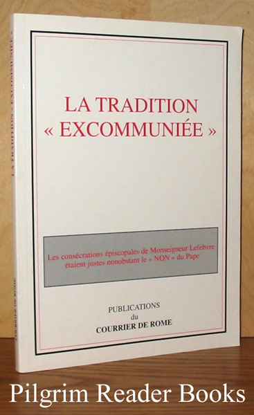 "Image for La Tradition ""Excommuniee""."