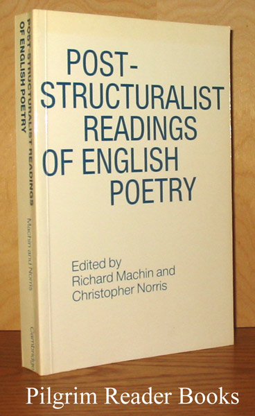 Image for Post-Structuralist Readings of English Poetry.
