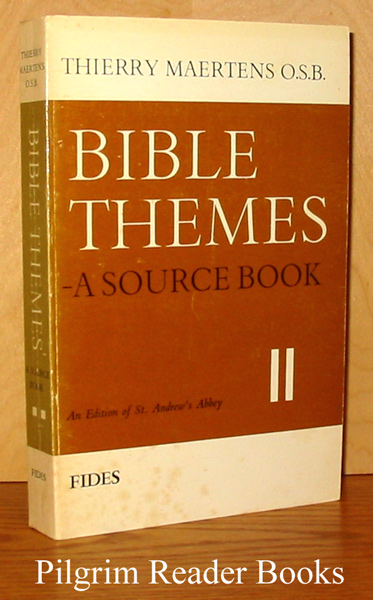 Image for Bible Themes: A Source Book. Volume II.