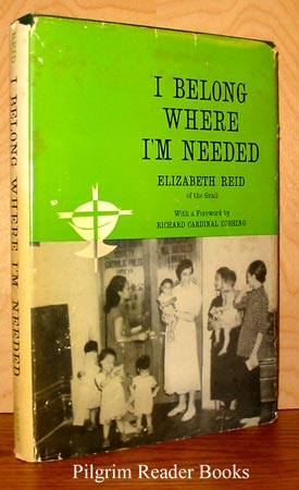Image for I Belong Where I'm Needed.