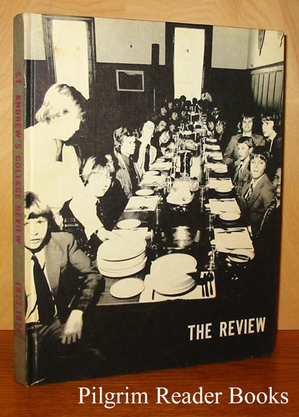 Image for St. Andrew`s College Review: 1973-1974.