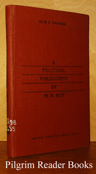 Image for A Political Philosophy of M. N. Roy.