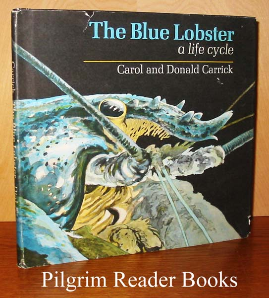 Image for The Blue Lobster: A Life Cycle.