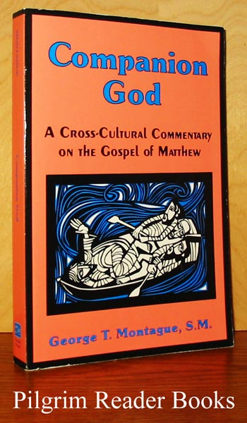 Image for Companion God: A Cross-Cultural Commentary on the Gospel of Matthew.