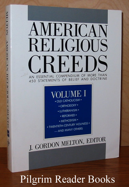 Image for American Religious Creeds. Volume I.