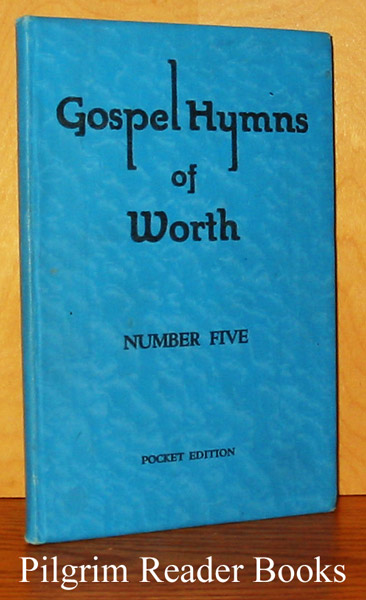 Image for Gospel Hymns of Worth, Number Five.