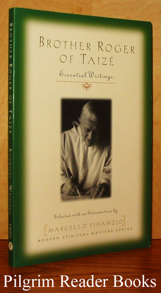 Image for Brother Roger of Taizé: Essential Writings.