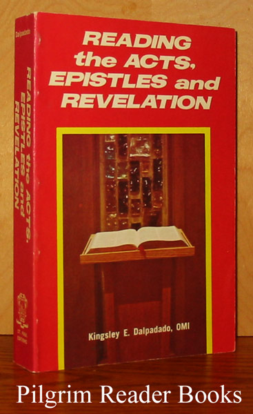Image for Reading the Acts, Epistles and Revelation: A Guide to Readers and Teachers.