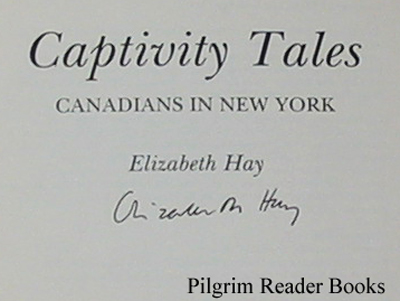 Image for Captivity Tales: Canadians in New York.