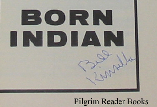 Image for Born Indian.