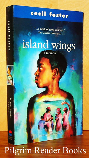 Image for Island Wings: A Memoir.