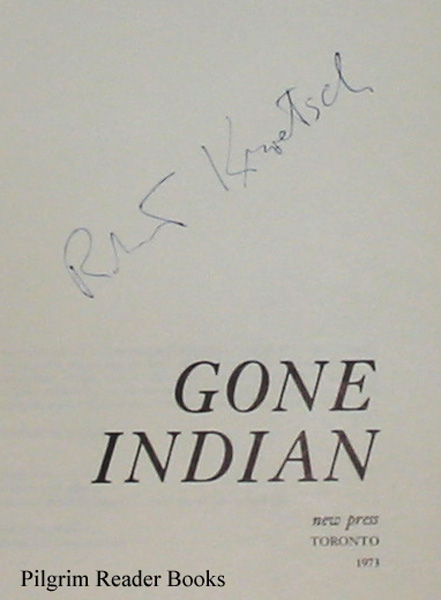 Image for Gone Indian.