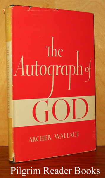 Image for The Autograph of God.