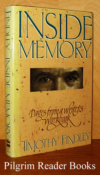 Image for Inside Memory. Pages from a Writer's Workbook.