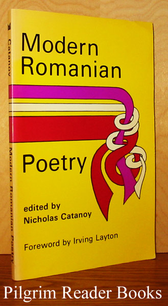 Image for Modern Romanian Poetry