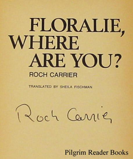 Image for Floralie, Where Are You?