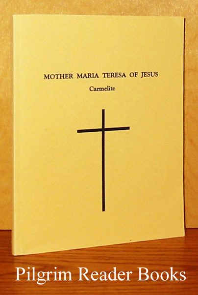 Image for Short Notes on the Life of Mother Maria Teresa of Jesus (Maria Scrilli)