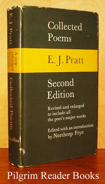 Image for The Collected Poems of E. J. Pratt, Second Edition.