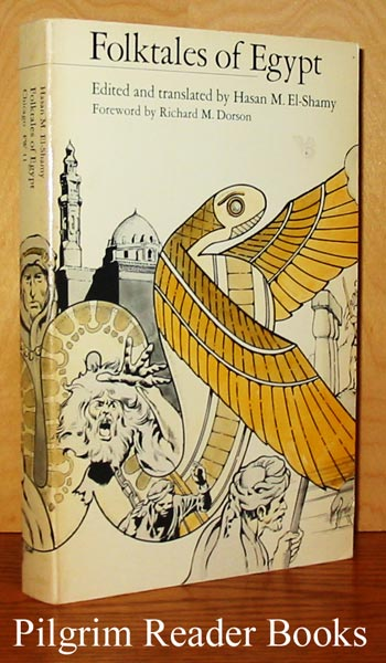Image for Folktales of Egypt.