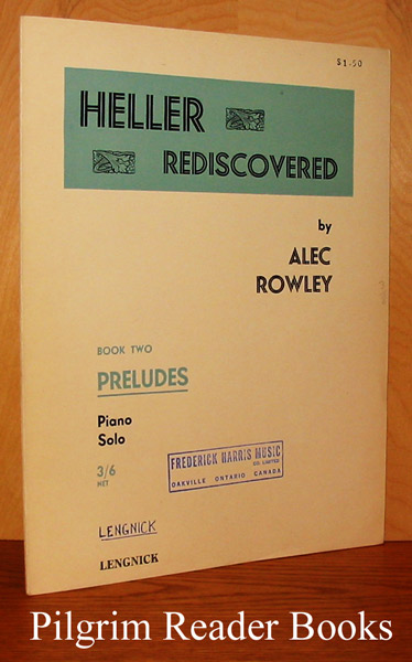 Image for Heller Rediscovered, Book Two, Preludes