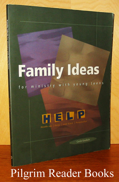 Image for Family Ideas for Ministry with Young Teens