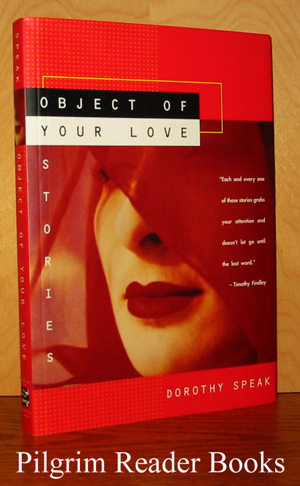 Image for Object of Your Love: Stories.