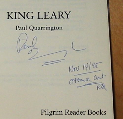 Image for King Leary.