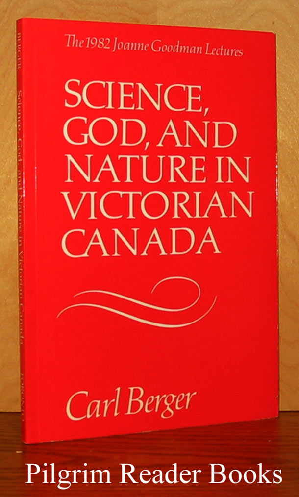 Image for Science, God, and Nature in Victorian Canada