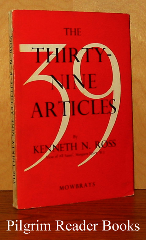 Image for The Thirty-Nine Articles.
