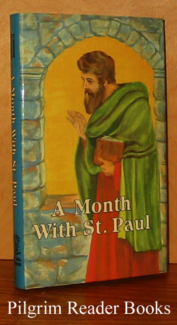 Image for A Month with St. Paul.